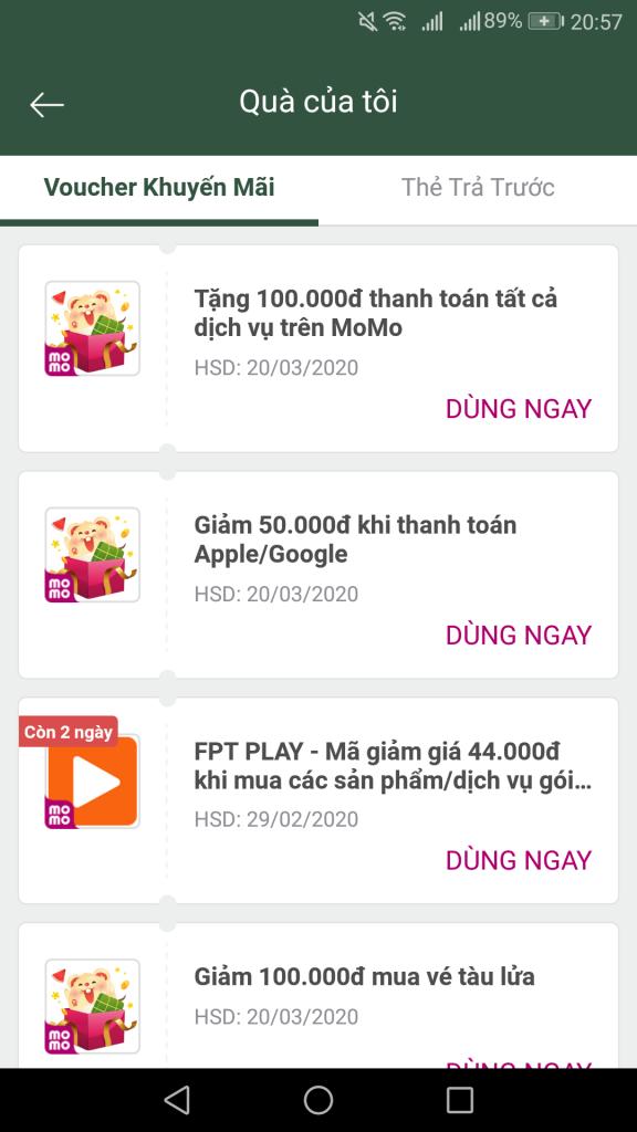 Momo là Ứng dụng App kiếm tiền & kiếm thẻ cào điện thoại online miễn phí 2020