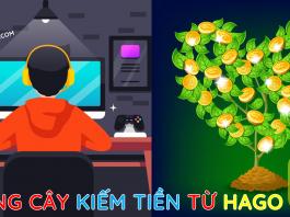 Hago ứng dụng chơi game trồng cây kiếm tiền uy tín 2020