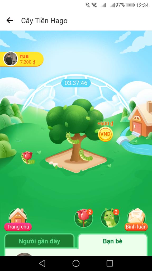 Dùng đạo cụ để tránh chị ăn trộm tiền trồng cây