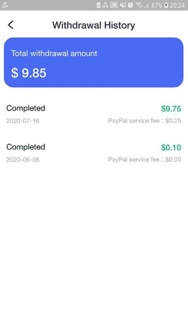 ClipClaps ứng dụng chơi game kiếm tiền paypal miễn phí