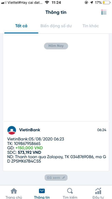 ZaloPay kiếm tiền online 2020 nhận ngay 100K