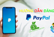 Hướng dẫn cách đăng ký tài khoản PayPal mới nhất 2020