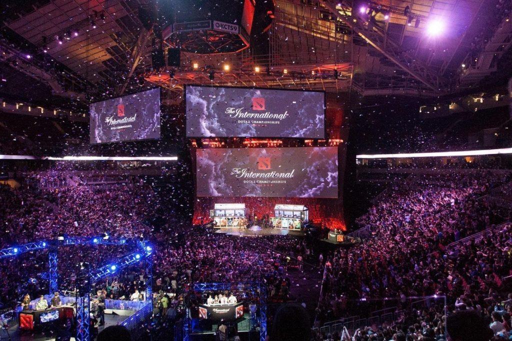 Tham gia các giải đấu E-Sport trong nước và quốc tế chơi game kiếm tiền