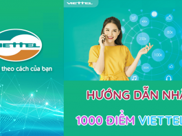 Cách nhận 100 lượt tặng 1.5GB thời hạn 30 ngày Data 4G Viettel miễn phí