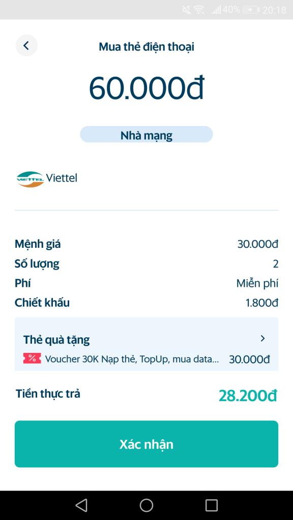 Cách nhận ngay 10K miễn phí từ SmartPay 2021