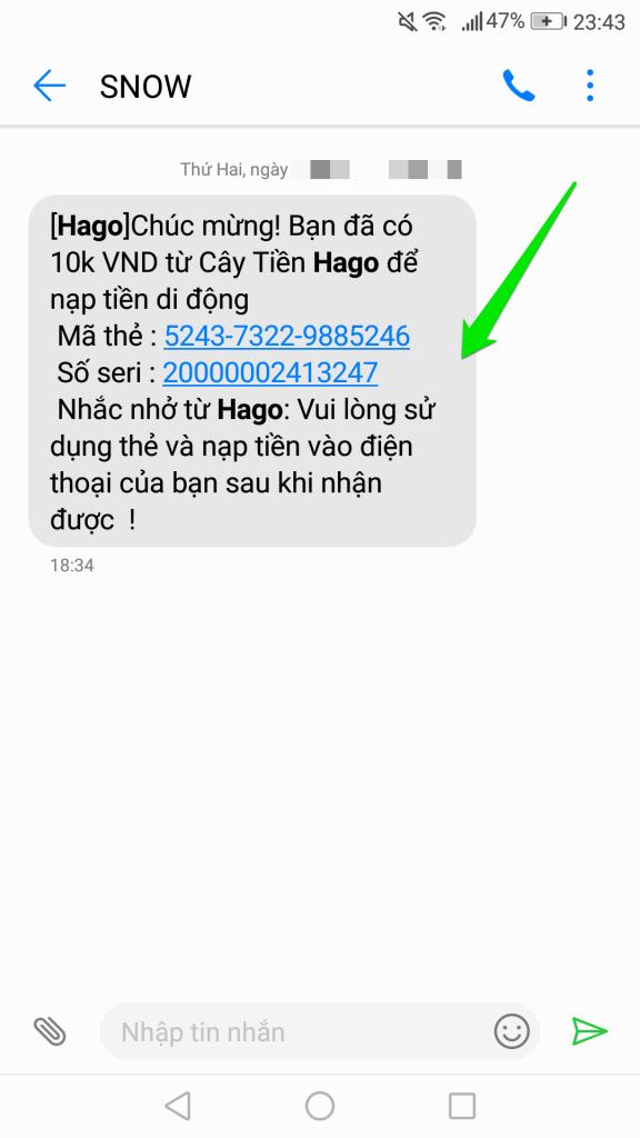 Ứng dụng kiếm thẻ cào Viettel, Vinaphone, Mobifone miễn phí, cách kiếm thẻ cào điện thoại viettel online miễn phí Hago