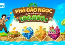 Phá đảo ZaloPay kiếm thẻ cào tiền mặt 100K miễn phí