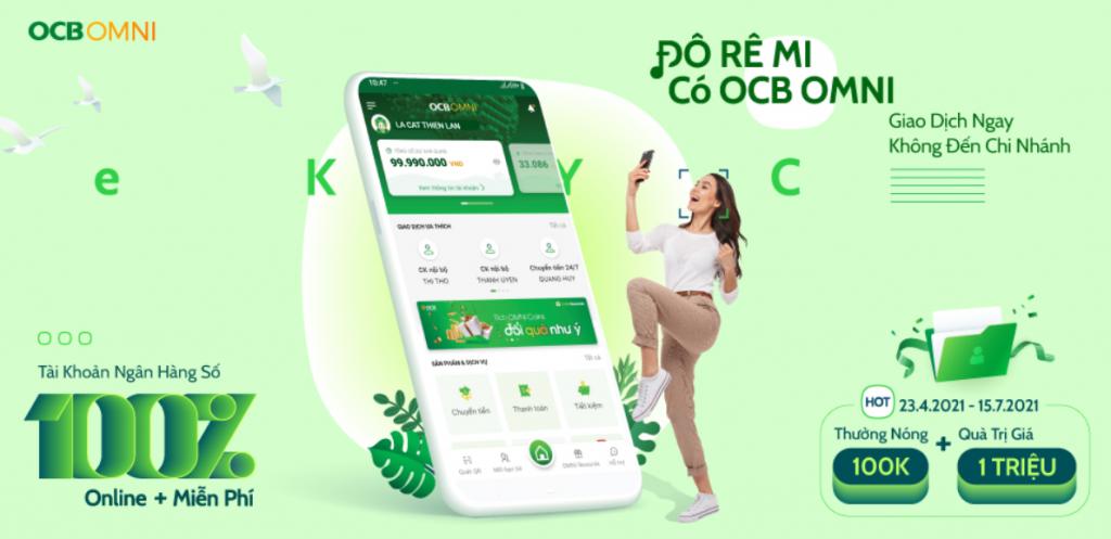 Mã giới thiệu OCB omini, ocb omini kiếm tiền online, kiếm thẻ cào miễn phí, ocb omini kiem tien, ocb omini nhận 100K