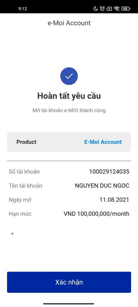 Hoàn tất đăng ký woori bank kiếm tiền nhận 50K